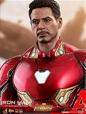 [Hot Toys] 어벤져스 인피니티워 마크50 다이캐스트 MMS473D23 -Avengers: Infinity War 1/6th scale Iron Man