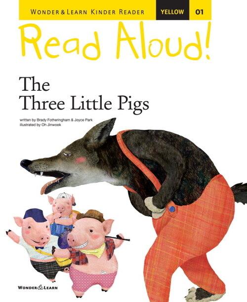 ReadAloud01:The Three Little Pigs