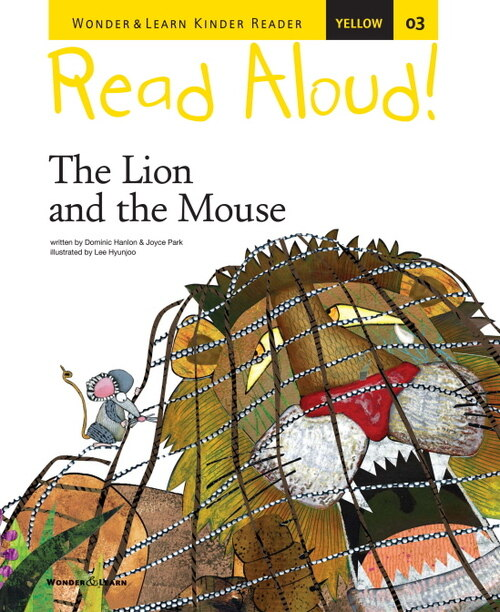 ReadAloud03:The Lion and the Mouse