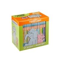 모 윌렘스 엘리펀트 앤 피기 원서 25종 세트+북엔드 2종 Elephant & Piggie: The Complete Collection (Hardcover 25권)