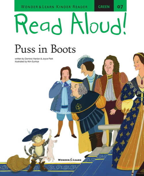 ReadAloud07:Puss in Boots