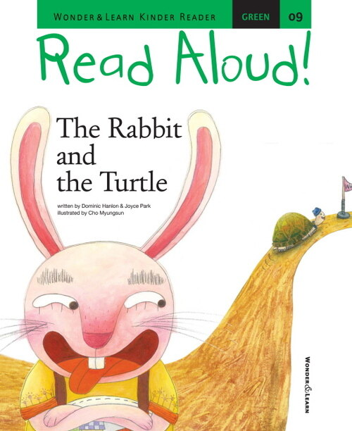 ReadAloud09:The Rabbit and the Turtle