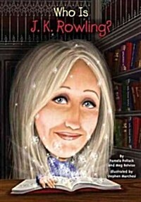 Who Is J.K. Rowling? (Paperback)