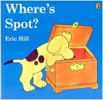Where's Spot (Color) (Mass Market Paperback)