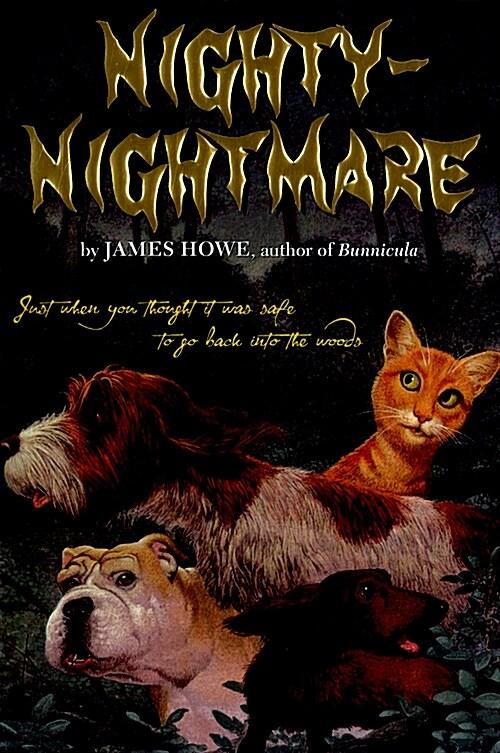 Nighty-Nightmare (Paperback)