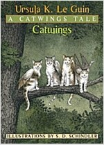 Catwings (Paperback)