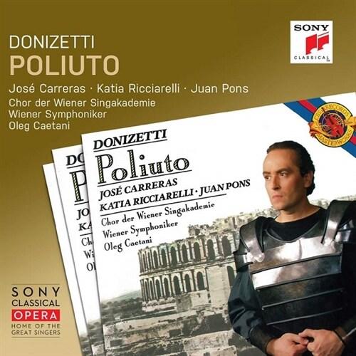 [수입] 도니제티 : 폴리우토 (2CD)