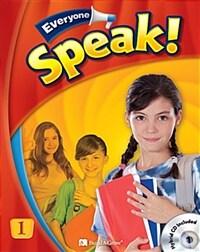 Everyone, Speak! 1 (Student Book + Workbook + Presentation Card + Hybrid CD)