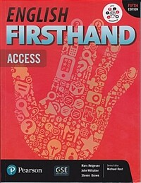 English Firsthand  SB Access (W/MyobileWorld) (Paperback, 5th)