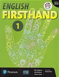 English Firsthand  SB Level 1 (W/MyobileWorld) (Paperback, 5th)