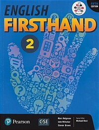 English Firsthand  SB Level 2 (W/MyobileWorld) (Paperback, 5th)