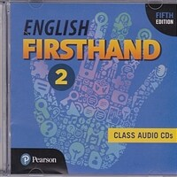 English Firsthand  Audio CD Level 2 (Paperback, 5th)