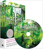 Hatchet 손도끼 (영어원서 + 워크북 + MP3 CD 1장)