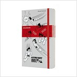 Moleskine Ltd. Edition Notebook, Astro Boy, Light Grey, Large, Ruled, Hard Cover (5 X 8.25) (Other)