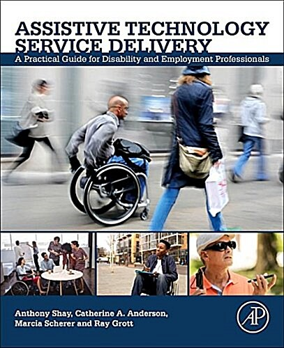 Assistive Technology Service Delivery: A Practical Guide for Disability and Employment Professionals (Paperback)