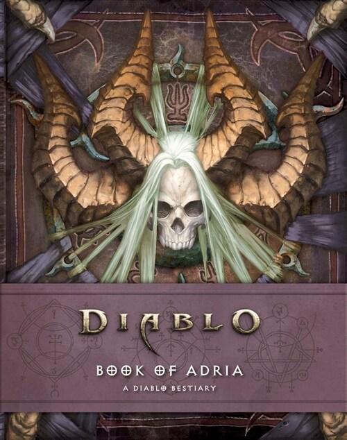 Book of Adria: A Diablo Bestiary (Hardcover)