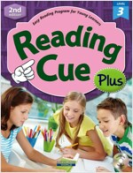 Reading Cue Plus 3 (Book + Workbook + 2 Hybrid CD) (2nd edition)