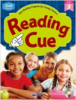 Reading Cue 3 (Book + Workbook + 2 Hybrid CD) (2nd edition)