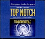 Top Notch Fundamentals Classroom Audio Program (Other, 2, Revised)