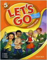 (4판)Let's Go 5: Student Book (Paperback, 4th Edition)