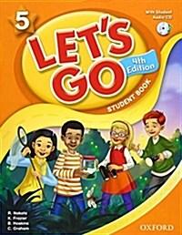 (4판)Lets Go 5: Student Book With CD (Paperback, 4th Edition)