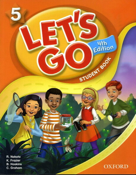(4판)Lets Go 5: Student Book (Paperback, 4th Edition)