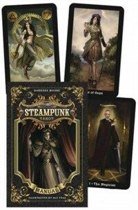 The Steampunk Tarot (Hardcover)