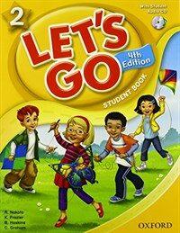 (4판)Let's Go 2: Student Book With CD (Paperback, 4th Edition)