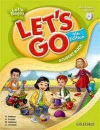 (4판)Let's Begin: Student Book with CD (Paperback, 4th Edition)