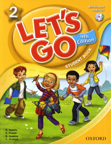 Lets Go 2 : Student Book (Paperback + CD, 4th Edition)