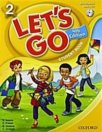 (4판)Lets Go 2: Student Book With CD (Paperback, 4th Edition)