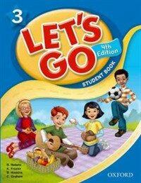 (4판)Let's Go 3: Student Book (Paperback, 4th Edition)