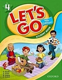 (4판)Lets Go 4: Student Book (Paperback, 4 Revised edition)