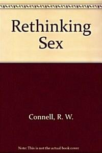 Rethinking Sex (Hardcover)