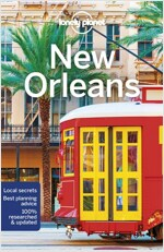 Lonely Planet New Orleans (Paperback, 8)