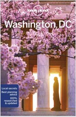 Lonely Planet Washington, DC (Paperback, 7)