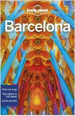 Lonely Planet Barcelona (Paperback, 11)