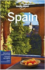 Lonely Planet Spain (Paperback, 12)