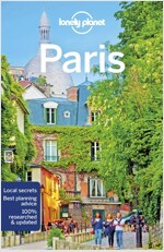 Lonely Planet Paris (Paperback, 12)