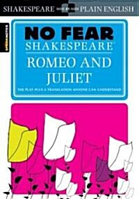 Romeo and Juliet (No Fear Shakespeare), Volume 2 (Paperback, Study Guide)