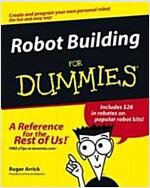 Robot Building for Dummies (Paperback)