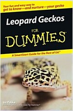 Leopard Geckos for Dummies (Paperback)