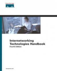 Internetworking technologies handbook 4th ed