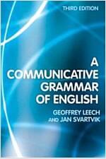 A Communicative Grammar of English (Paperback, 3 New edition)