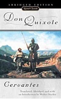 Don Quixote (Paperback, Reissue, Abridged)