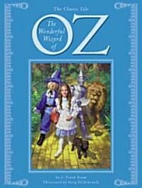 The Wonderful Wizard of Oz (Hardcover)