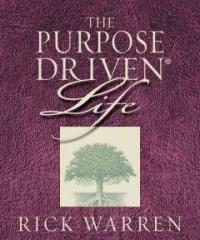 The Purpose Driven Life (Hardcover, Mini)