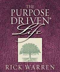 The Purpose-Driven Life: What on Earth Am I Here For? (Hardcover, Mini)