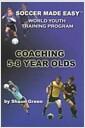 [중고] Coaching 5-8 Year Olds (Paperback)