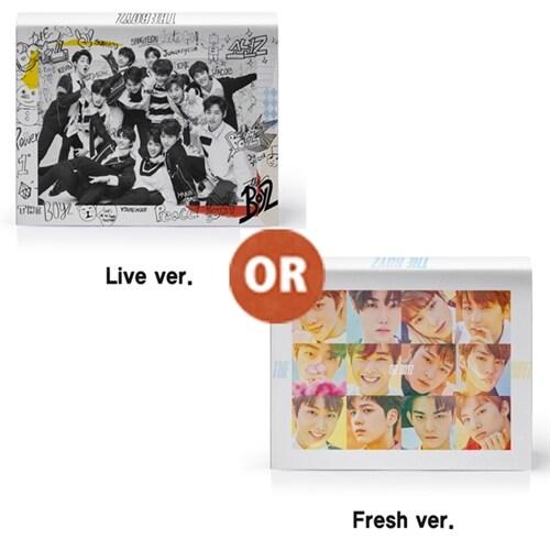 더보이즈 - 미니 앨범 The First [live/fresh Ver. 중 랜덤발송]